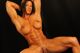 Super sexy lisa cross gets naked and bares her clit 8