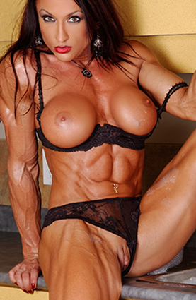 Nude Female Muscle Blog 104