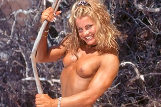 Mandy Blanks Nude 106