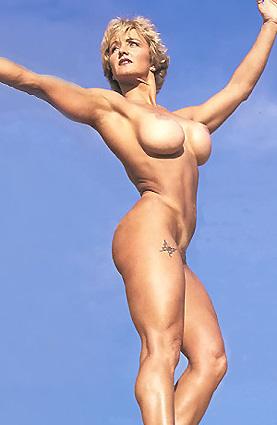Muscle Women Nude Video 113