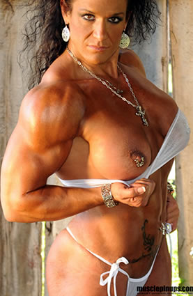 Great autumn body builder naked pictures blew