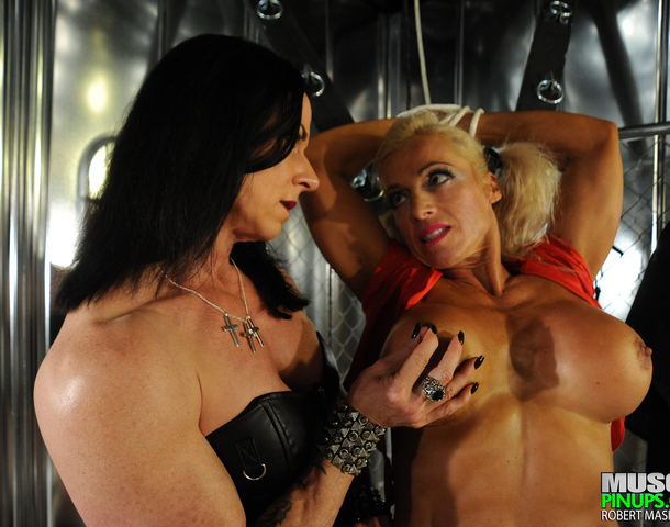 Kinky Ann and Naughty Stella